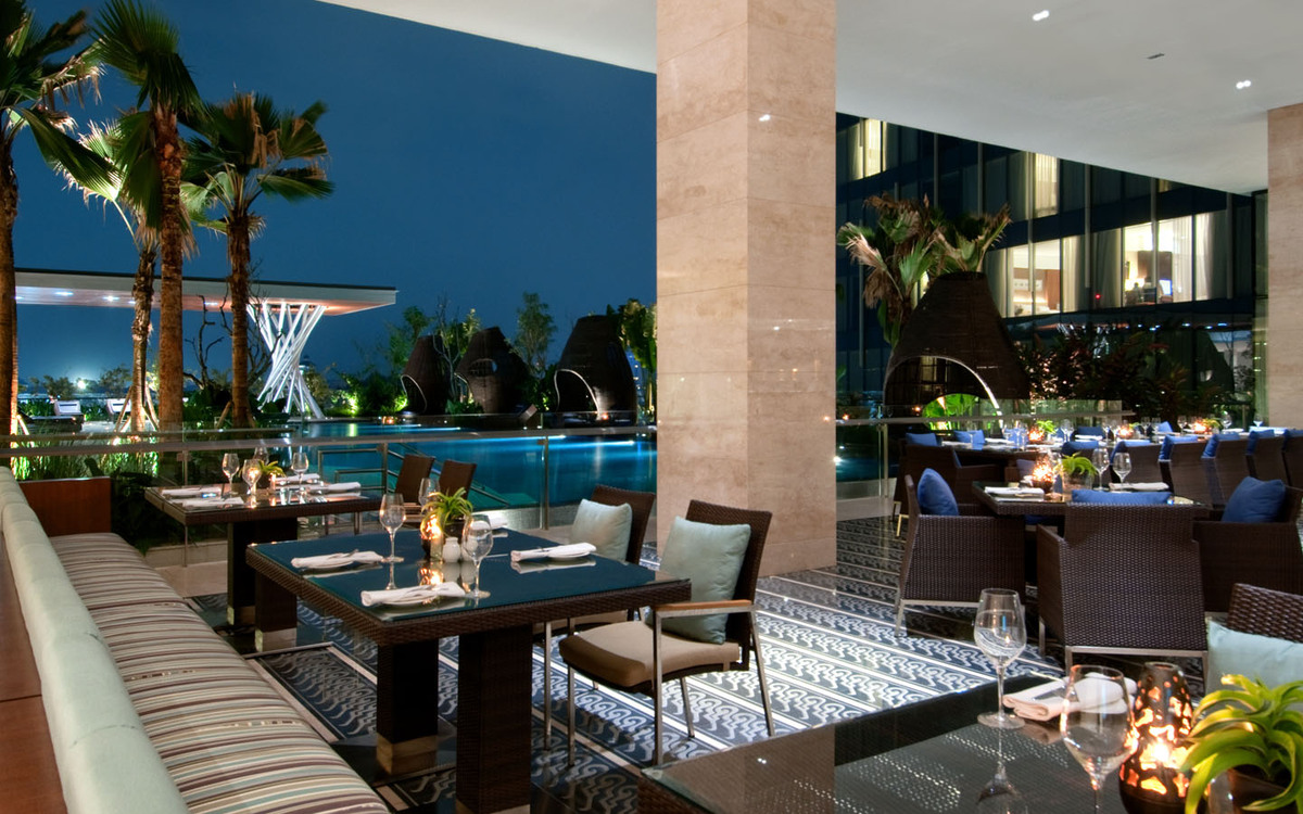Rattan Furniture Projects Hotel and Resto   Indonesia