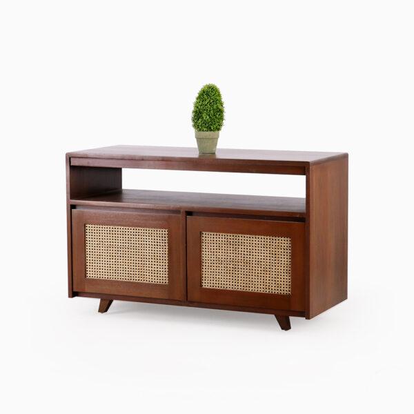Justin Sideboard | Wooden Sideboard | Rattan Sideboard | sideboard furniture | Natural Rattan Sideboard