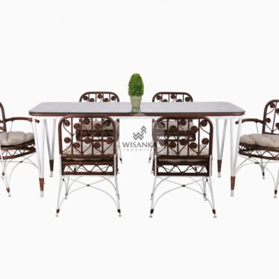 Lief Dining Set | Natural Rattan Cirebon | Rattan Cirebon | Dining Cirebon | Natural Rattan Dining | Natural Dining