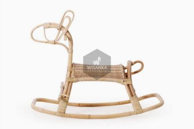 Kidang Rocking Side | Kidang Rocking | Kidang Rattan Rocking | Kidang Natural Rattan Rocking | Kidang Kid's Furniture | Kid's Furniture