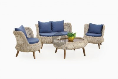 Morissa-Natural-Rattan-Living-Set | Morissa Rattan Living Set | Morissa Living Set | Rattan Living Set | Natural Rattan Living Set