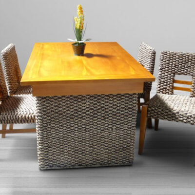 New Osaka Wicker Furniture Dining Set | New Osaka Rattan Furniture Dining Set