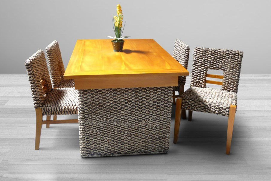 New Osaka Wicker Furniture Dining Set | New Osaka Rattan Furniture Dining Set