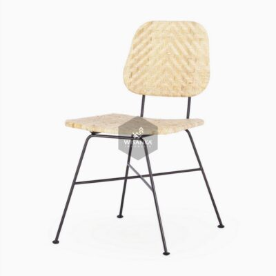 Zara Indonesia Rattan Dining Chair | Zara Natural Rattan Chair | Natural Rattan Dining Chair | Indonesia Natural Rattan Chair