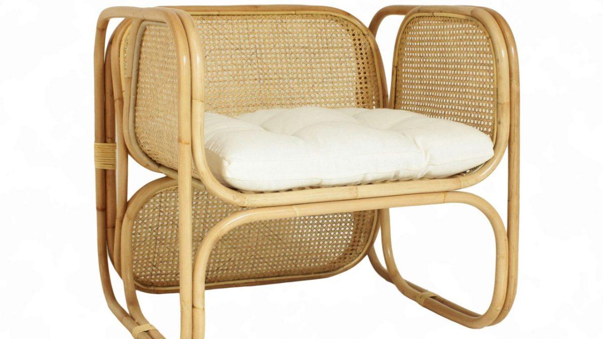 Fanie Wicker Rattan Arm Chair 1200x675