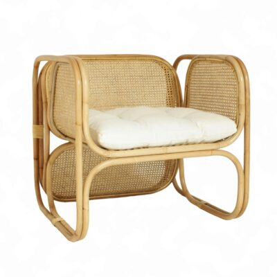 Fanie Wicker Rattan Arm Chair | Fanie Rattan Arm Chair | Fanie Rattan Dining Arm Chair