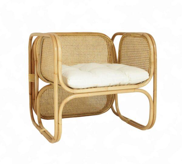 Fanie Wicker Rattan Arm Chair | Fanie Rattan Arm Chair | Fanie Rattan Dining Arm Chair