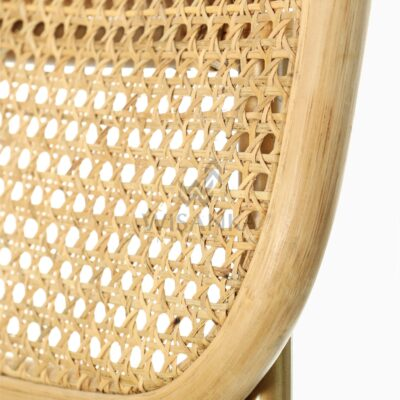 Akina Side Chair - Dining Natural Rattan Furniture detail 1