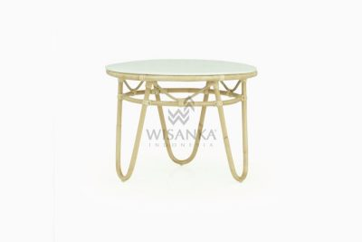 Suka Natural Wicker Rattan Kids Table