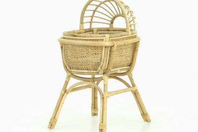 Sunrise Doll Bassinet rattan kids toys furniture