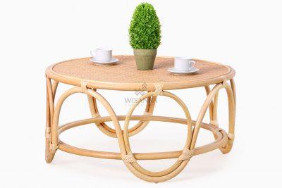 Dubbo Coffee Table - Natural Rattan Furniture