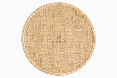 Dubbo Coffee Table - Natural Rattan Furniture top