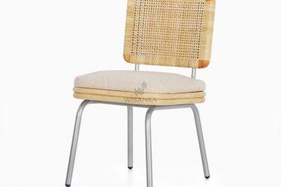 Kaira Dining Chair - Natural Rattan Furniture