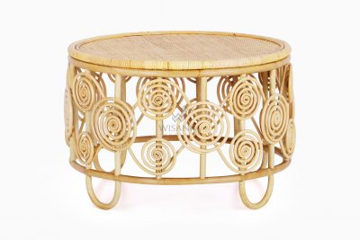 Lief Coffee Rable - Natural Rattan Furniture front