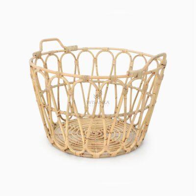 Domy Basket Natural Rattan Furniture